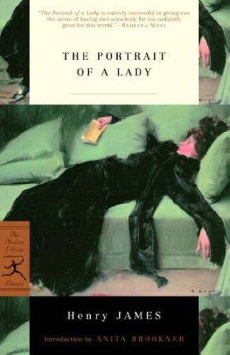 The Portrait of a Lady (Modern Library Classics) - Henry James
