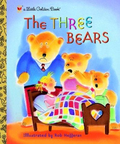The Three Bears (Little Golden Book) - Golden Books