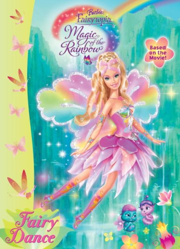 Fairy Dance Deluxe Coloring Book