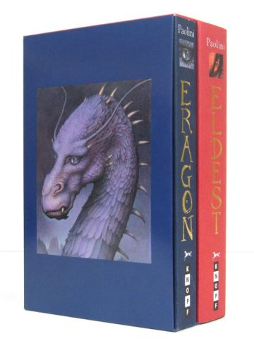 Eragon/Eldest Trade Paperback Boxed Set (Inhertitance) - Christopher Paolini