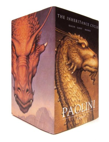Inheritance 3-Book Hardcover Boxed Set (Eragon, Eldest, Brisingr) - Christopher Paolini