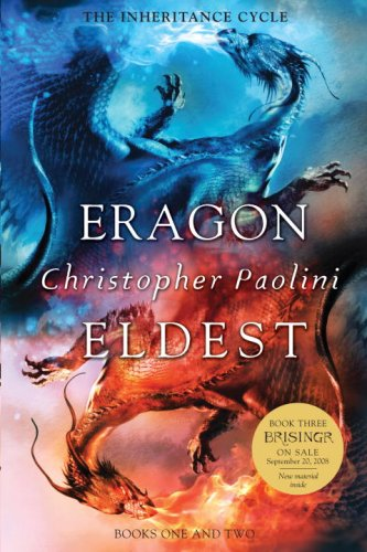 Inheritance Cycle Omnibus: Eragon and Eldest (The Inheritance Cycle) - Christopher Paolini
