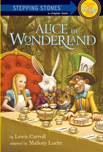 Alice in Wonderland (A Stepping Stone Book(TM)) - Lewis Carroll