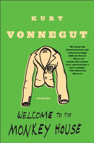 Welcome to the Monkey House: Stories - Kurt Vonnegut