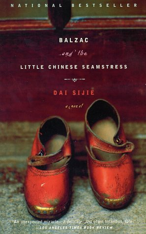 Balzac and the Little Chinese Seamstress: A Novel - Dai Sijie
