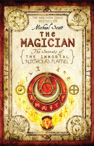 The Magician - The Secrets of the Immortal Nicholas Flamel #2 - Michael Scott