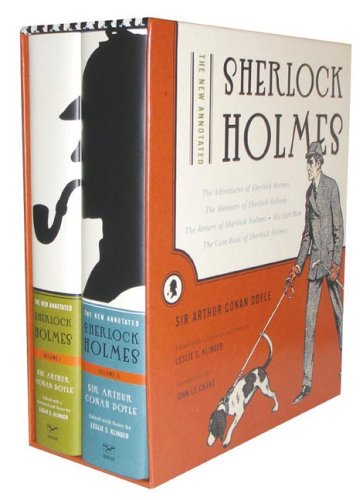 The New Annotated Sherlock Holmes: The Complete Short Stories (2 Vol. Set) - Sir Arthur Conan Doyle