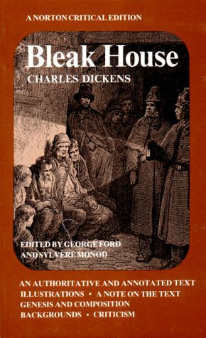 Bleak House (Norton Critical Editions) - Charles Dickens