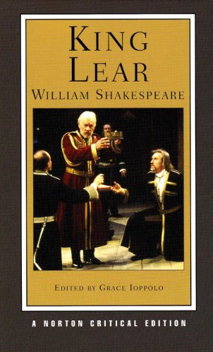King Lear (Norton Critical Editions) - William Shakespeare