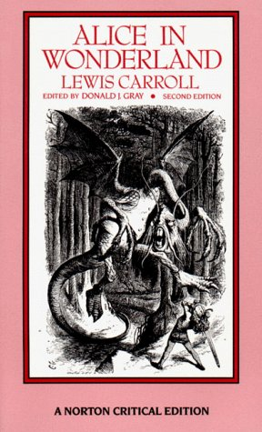 Alice in Wonderland (Norton Critical Editions) - Lewis Carroll