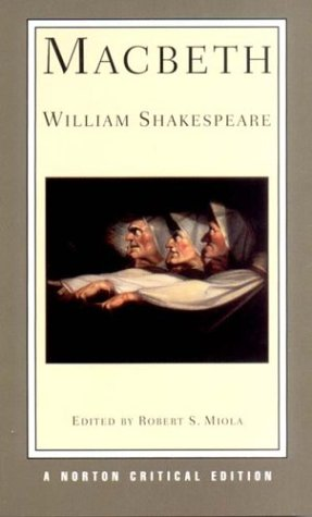 Macbeth (Norton Critical Editions) - William Shakespeare