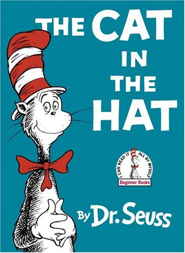 The Cat in the Hat (Beginner Books(R)) - Dr. Seuss