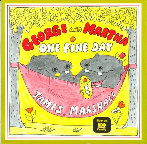 George and Martha One Fine Day - James Marshall