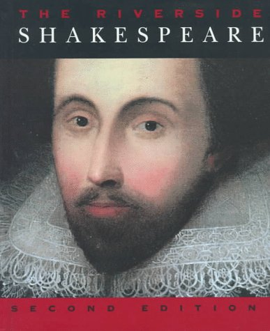 The Riverside Shakespeare, 2nd Edition - William Shakespeare