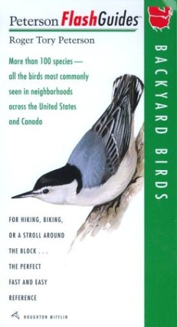 Backyard Birds (Peterson Flash Guides) - Roger Tory Peterson