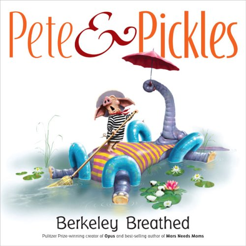 Pete  &  Pickles - Berkeley Breathed