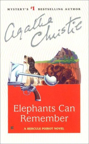 Elephants Can Remember (Hercule Poirot) - Agatha Christie