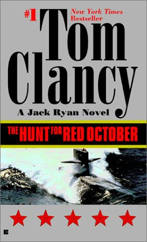 The Hunt for Red October (Jack Ryan) - Tom Clancy