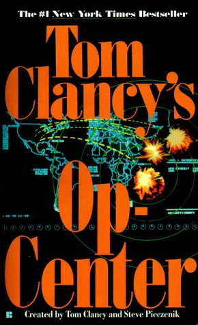 Op-Center 01 - Tom Clancy