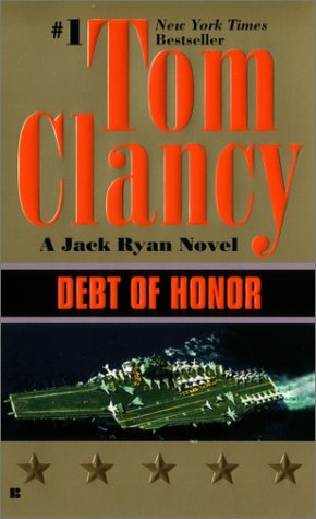 Debt of Honor (Jack Ryan) - Tom Clancy