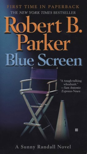 Blue Screen (Sunny Randall) - Robert B. Parker