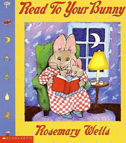 Read To Your Bunny (Max and Ruby) - Rosemary Wells