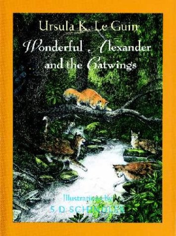 Wonderful Alexander and the Catwings - Ursula K. Le Guin