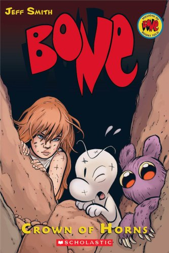 Bone, Vol. 9: Crown of Horns - Jeff Smith