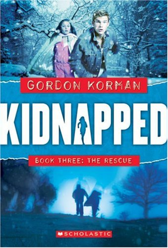 The Rescue (Kidnapped, Book 3) - Gordon Korman