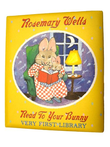 Read To Your Bunny Very First Library Gift Set (Max and Ruby) - Rosemary Wells