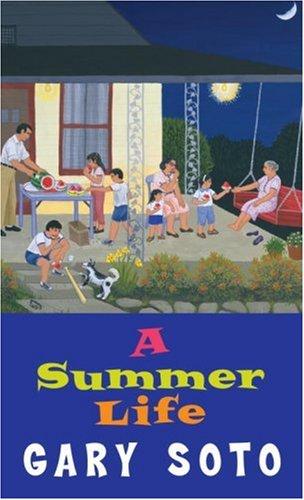 summer life gary soto essay