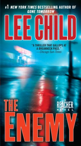 The Enemy: A Reacher Novel (Jack Reacher) - Lee Child