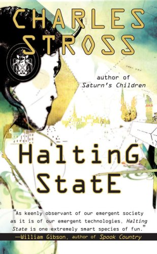 Halting State (Ace Science Fiction) - Charles Stross