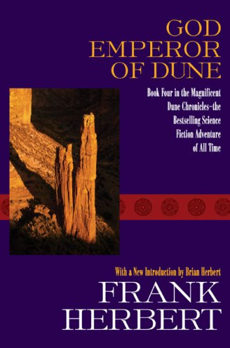 God Emperor of Dune (Dune Chronicles) - Frank Herbert