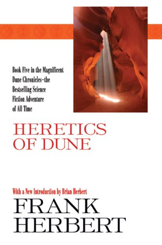 Heretics of Dune (Dune Chronicles) - Frank Herbert