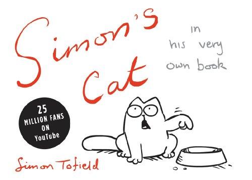 Simon's Cat - Simon Tofield