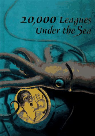 20,000 Leagues under the Sea (Illustrated Junior Library) - Jules Verne