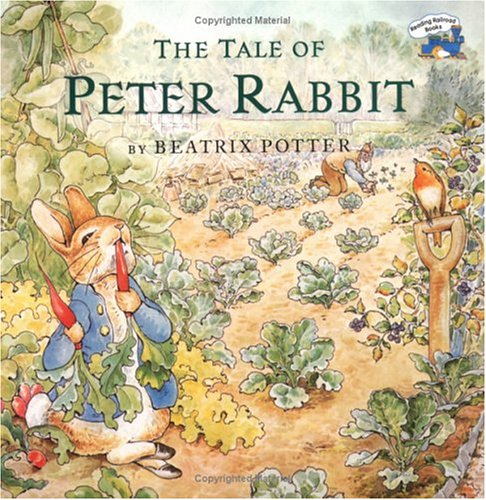 The Tale of Peter Rabbit (Reading Railroad) - Beatrix Potter