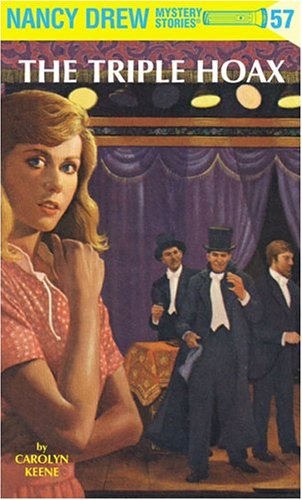 Nancy Drew 57: The Triple Hoax - Carolyn Keene