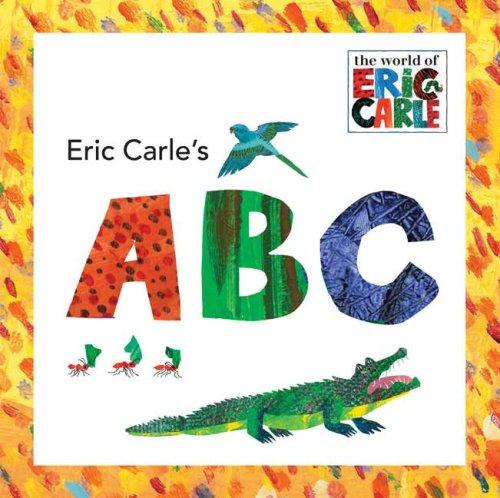 הסופר Eric Carle