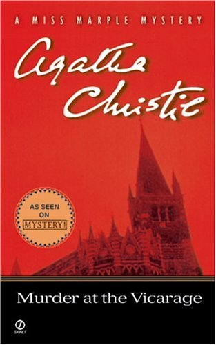 Murder at the Vicarage (Miss Marple Mysteries) - Agatha Christie