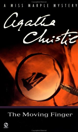 The Moving Finger (Miss Marple Mysteries) - Agatha Christie