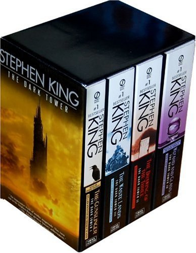 The Dark Tower Boxed Set (Books 1-4) - Stephen King
