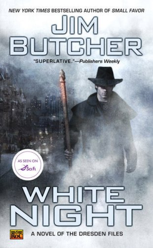 White Night (The Dresden Files, Book 9) - Jim Butcher