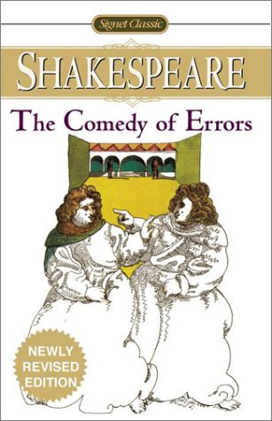The Comedy of Errors (Signet Classics) - William Shakespeare
