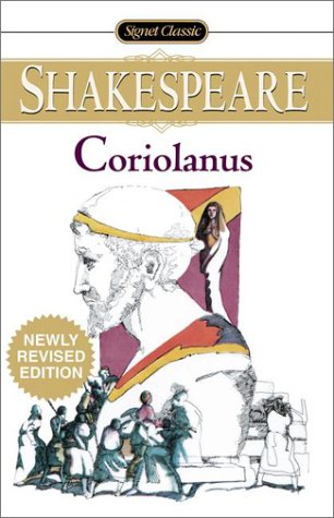 Coriolanus (Signet Classics) - William Shakespeare