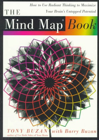 The Mind Map Book: How to Use Radiant Thinking to Maximize Your Brain's Untapped Potential - Tony Buzan