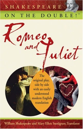 Shakespeare on the Double! Romeo and Juliet - William Shakespeare