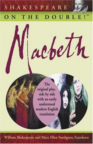 Shakespeare on the Double! Macbeth - William Shakespeare