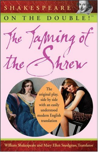 Shakespeare on the Double! The Taming of the Shrew - William Shakespeare